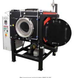 Piec komorowy gazoszczelny PKR do 950 / 1100 °C