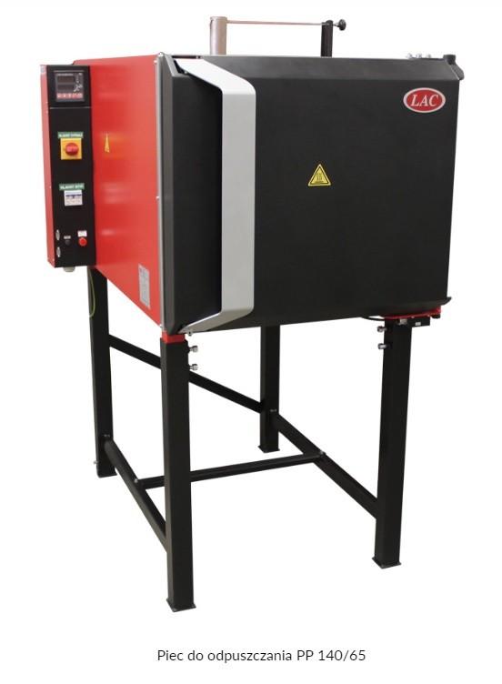 Piec do odpuszczania PP do 450 / 650 / 850 °C